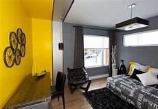 chambre jaune pour petit gar 231 on