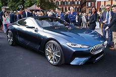a closer at the bmw 8 series concept