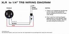 balanced xlr wiring diagram wiring diagram and schematic diagram images
