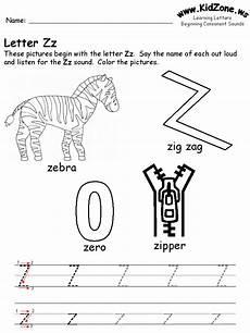 preschool worksheets letter z 24263 letter z worksheets m 225 s de 3 000 recursos web en ingl 233 s y espa 241 ol