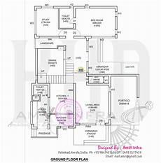 Modern 4 Bhk House Plan In 2800 Sq Home Kerala Plans