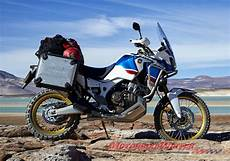 2018 Honda Africa More Rugged Motorbike Writer