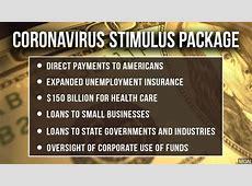 trillion dollar stimulus package details