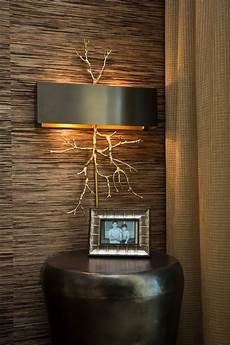 inspired plug in wall sconce in bedroom asian with brass