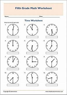 time worksheet class 5 2955 telling time grade 5 worksheets