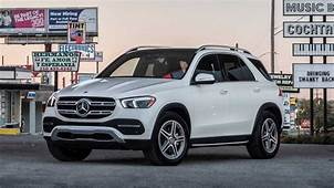 2020 Mercedes Benz GLE Class First Drive A PhD In SUV