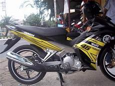 Modifikasi Stiker Jupiter Mx 135 by Modifikasi Stiker Jupiter Mx Modifikasi Motor Terbaru