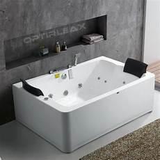 badewanne 2 personen badewanne f 252 r zwei personen optirelax 174