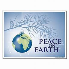 peace earth christmas lawn display quot x24 quot yard sign decoration victorystore com