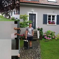 Sch 246 Ne Farben Haus Fensterl 228 Den Fassade Haus Und Haus