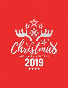 merry christmas pictures and happy new year 2019 merry christmas and happy new year 2019 vector premium download