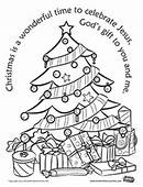 Herald Store Free  Christmas Tree Coloring Pages