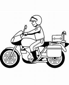 motorcycle easy drawing at getdrawings free