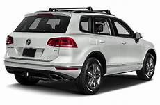 2017 Volkswagen Touareg Price Photos Reviews Features