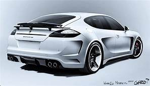 TopCar Porsche Panamera Stingray GTR Unleashed  Autoevolution