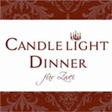 candle light dinner der romantische klassiker world of