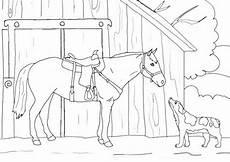 Ausmalbilder Gratis Ausdrucken Pferde Malvorlagen Pferde Kostenlos