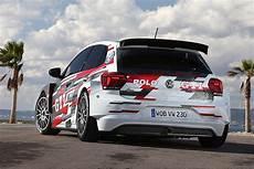 Vw Motorsport Pr 233 Sente Sa Polo Gti R5