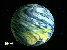 et creation naissance de la terre et evolution de celle ci flv