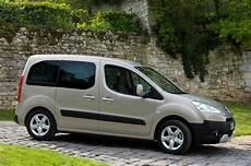 Peugeot Partner Tepee Estate Review 2008 Parkers