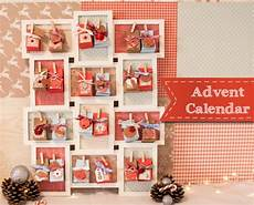 Diy Advent Calendar With Free Template The Craft