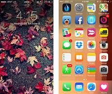 Iphone 6 Home Screen Wallpaper by What S On Serenity S Iphone 6 Right Now Imore