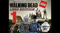 lego the walking dead the walking dead lego stopmotion season 1 ep 1 1