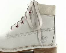 Timberland 6 Inch Femme Gris Clair