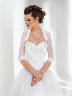Wedding White Bolero