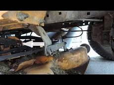 Comment Changer La Courroie D Un Tracteur Tondeuse