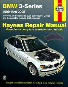 chilton car manuals free download 2005 bmw 330 instrument cluster bmw shop manual service repair book e46 3 series z4 haynes chilton ebay