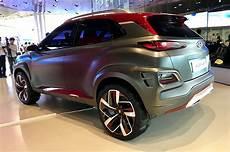 Hyundai Marvel Build Kona Iron Special Edition