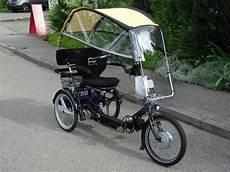 Fahrrad Mit Dach - j 252 rgensmeyer gebrauchte und vorf 252 hrr 228 der