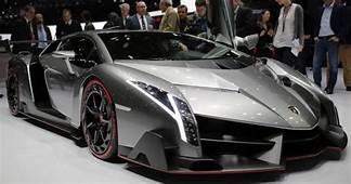 SPORTS CARS Lamborghini Veneno Geneva Motor Show 2013