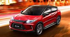 honda debuts new everus ve 1 all electric suv but only for china carscoops