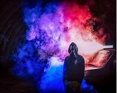 Smoke 4k Wallpaper by Cyberpunk Colorful Smoke Bomb Hd Photography 4k