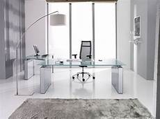 glass home office furniture luxury office furniture glass desks glass office