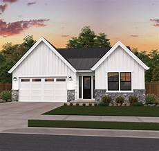 one story farmhouse house plans cedar one story craftsman farmhouse by mark stewart