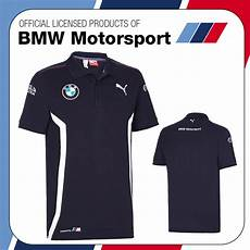 polo bmw motorsport new 2016 bmw motorsport mens team polo shirt blue