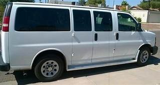 2010 Chevrolet Express  Overview CarGurus