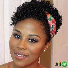 25 easy natural hairstyles for short hair jiji ng blog