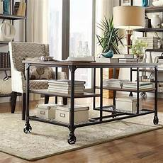 rustic home office furniture 1cheap inspire q nelson industrial modern rustic storage