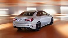 Mercedes A Class Sedan Has Lowest Drag Coefficient Of