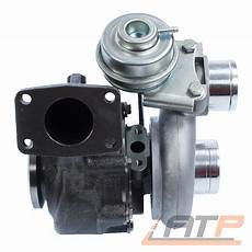 1x abgas turbo lader vw crafter 30 35 30 50 2 5 tdi bjl