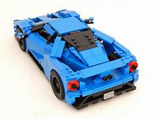 lego 2017 ford gt concept the awesomer