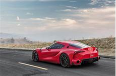 toyota ft 1 concept car