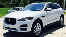 2017 Jaguar F Pace Prestige Review Start Up Exhaust