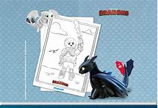 colouring sheet dreamworks dragons 3 playmobil 174 espa 241 a