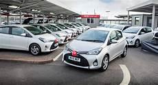 yaris hybride avis avis adding 100 yaris hybrids to its regional fleet
