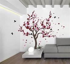 Gambar Bunga Simple Di Tembok Gambar Bunga Keren